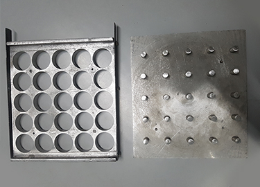 Wax Roll Moulds/1